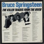 "Bruce Springsteen The Killer Tracks From The River Japan 12"" vinyl Promo"