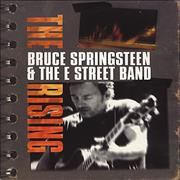 Click here for more info about 'Bruce Springsteen - The Rising + Ticket stub'