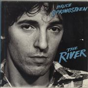 Bruce Springsteen The River - Complete - EX UK 2-LP vinyl set