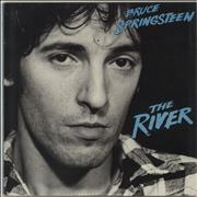 Click here for more info about 'Bruce Springsteen - The River + Lyric Insert'