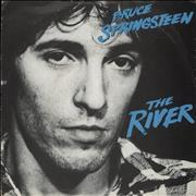 Click here for more info about 'Bruce Springsteen - The River - EX'