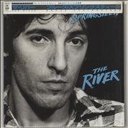 Click here for more info about 'Bruce Springsteen - The River - Opened Shrink'