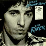 Click here for more info about 'Bruce Springsteen - The River - Stickered P/S - Complete'