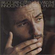 Click here for more info about 'Bruce Springsteen - The Wild, The Innocent & The E Street Shuffle'