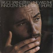 Click here for more info about 'Bruce Springsteen - The Wild, The Innocent And The E Street Shuffle'