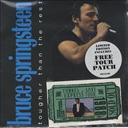 Click here for more info about 'Bruce Springsteen - Tougher Than The Rest + Patch'