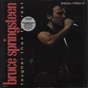 Click here for more info about 'Bruce Springsteen - Tougher Than The Rest - Stickered sleeve'