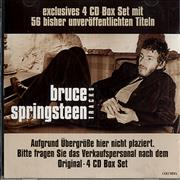 Bruce Springsteen Tracks Sampler USA CD album Promo