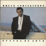 Click here for more info about 'Bruce Springsteen - Tunnel Of Love - Promo Stamped'