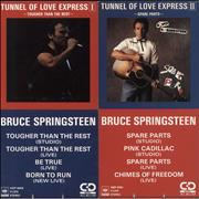 Click here for more info about 'Bruce Springsteen - Tunnel Of Love Express I & II'