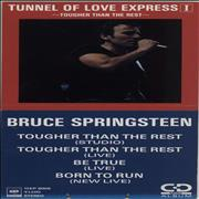 Click here for more info about 'Bruce Springsteen - Tunnel Of Love Express I - Tougher Than The Rest'