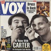 Click here for more info about 'Vox - Issue 19 - April 1992'