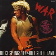 Click here for more info about 'Bruce Springsteen - War'