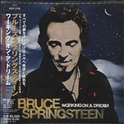 Click here for more info about 'Bruce Springsteen - Working On A Dream + PR & Flyer'