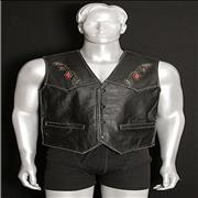 Click here for more info about 'Bruce Springsteen - World Tour 1993 - Leather waistcoat'