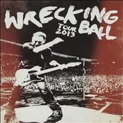 Click here for more info about 'Wrecking Ball Tour 2013 + Ticket Stub'