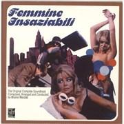 Click here for more info about 'Bruno Nicolai - Femmine Insaziabili'