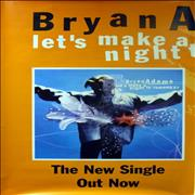 Click here for more info about 'Bryan Adams - 18 'til I Die - Two Part Poster'