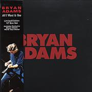 Click here for more info about 'Bryan Adams - All I Want Is You - Box Set'