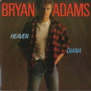 Click here for more info about 'Bryan Adams - Heaven'