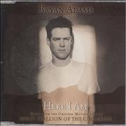 Click here for more info about 'Bryan Adams - Here I Am'