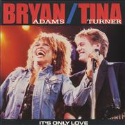 Click here for more info about 'Bryan Adams - It's Only Love'
