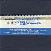 Click here for more info about 'Bryan Adams - Let's Make It A Night To Remember'
