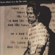 Click here for more info about 'Bryan Adams - On A Day Like Today'