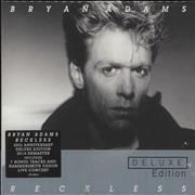 Click here for more info about 'Bryan Adams - Reckless - 30th Anniverary Edition'