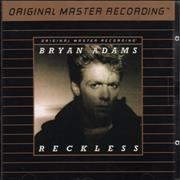 Click here for more info about 'Bryan Adams - Reckless - Ultradisc II'