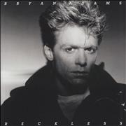 Click here for more info about 'Bryan Adams - Reckless: 30th Anniversary - 180gram Vinyl'