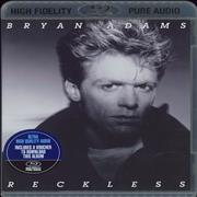 Click here for more info about 'Bryan Adams - Reckless'