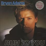 Click here for more info about 'Bryan Adams - Run To You - Double Pack'