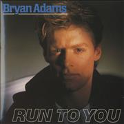 Click here for more info about 'Bryan Adams - Run To You - Gatefold'
