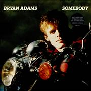 Click here for more info about 'Bryan Adams - Somebody + Poster'