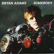 Click here for more info about 'Bryan Adams - Somebody'