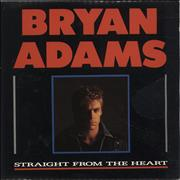 Click here for more info about 'Bryan Adams - Straight From The Heart - Double Pack'
