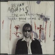 Click here for more info about 'Bryan Adams - The Only Thing That Looks Good On Me Is You'