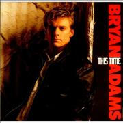 Click here for more info about 'Bryan Adams - This Time'