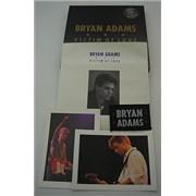 "Bryan Adams Victim Of Love - Box Set UK 7"" box set"
