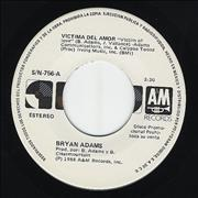Click here for more info about 'Bryan Adams - Victima Del Amor - Victim Of Love'