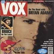 Click here for more info about 'Vox - Issue 23 - August 1992'