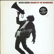 Click here for more info about 'Bryan Adams - Waking Up The Neighbours - Stickered'