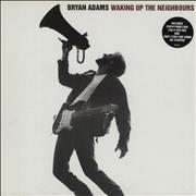 Click here for more info about 'Bryan Adams - Waking Up The Neighbours - Stickered - EX'