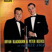 Click here for more info about 'Bryan Blackburn & Peter Reeves - At The Blue Angel'