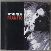 Click here for more info about 'Bryan Ferry - Frantic'