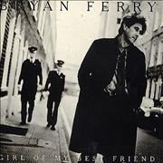 Click here for more info about 'Bryan Ferry - Girl Of My Best Friend'
