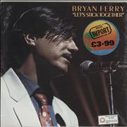 Click here for more info about 'Bryan Ferry - Let's Stick Together - UK Import'