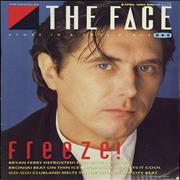 Click here for more info about 'Bryan Ferry - The Face'