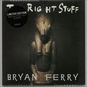 Click here for more info about 'Bryan Ferry - The Right Stuff - Fold Out Slv'
